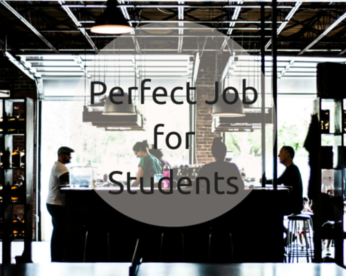 Content perfect job for students