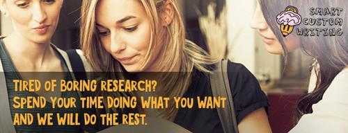 Content blog custom research paper