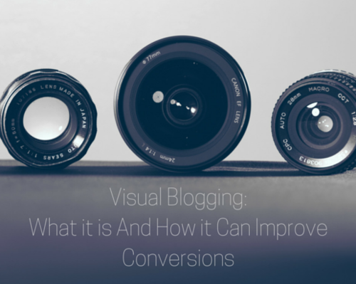 Content visual blogging  what it is and how it can improve conversions